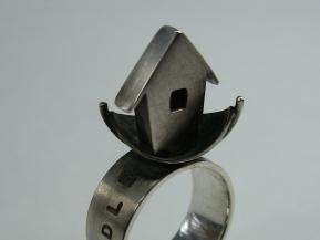 Puddle Jumper - ring (detail)